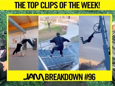 CRAZIEST FLIPS OF THE WEEK | JAM BREAKDOWN #96