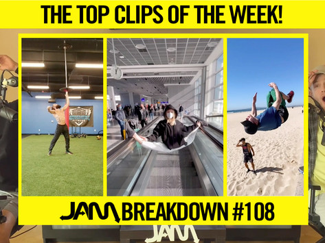 CRAZIEST FLIPS OF THE WEEK | JAM BREAKDOWN #108