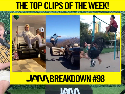CRAZIEST FLIPS OF THE WEEK | JAM BREAKDOWN #98