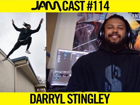 SQVADRON FOUNDER & STRIKE MOVEMENT CO-OWNER | JAMCast #114 - DARRYL STINGLEY