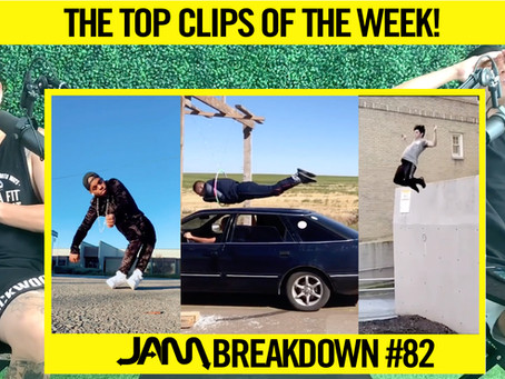 CRAZIEST FLIPS OF THE WEEK | JAM BREAKDOWN #82