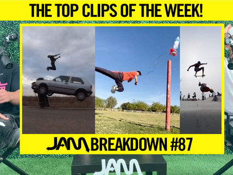 CRAZIEST FLIPS OF THE WEEK | JAM BREAKDOWN #87