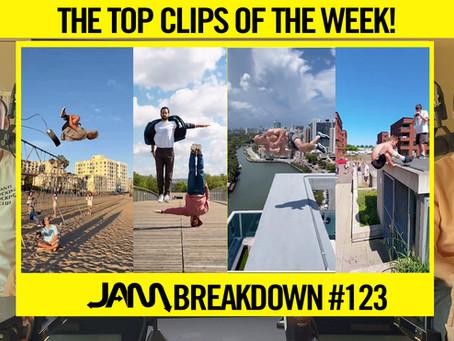 CRAZIEST FLIPS OF THE WEEK | JAM BREAKDOWN #123