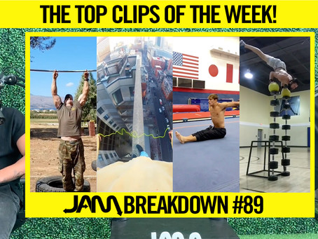 CRAZIEST FLIPS OF THE WEEK | JAM BREAKDOWN #89