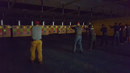 Low Light Firearms Training
