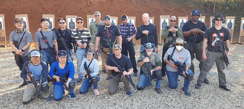 Tactical AR-1 Class
