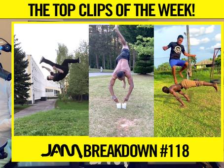 CRAZIEST FLIPS OF THE WEEK | JAM BREAKDOWN #118