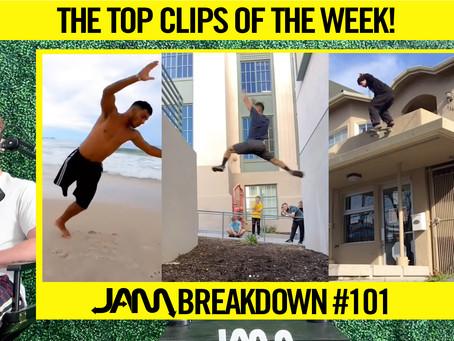 CRAZIEST FLIPS OF THE WEEK | JAM BREAKDOWN #101