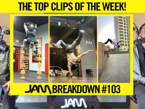 CRAZIEST FLIPS OF THE WEEK | JAM BREAKDOWN #103