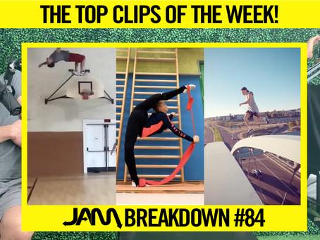 CRAZIEST FLIPS OF THE WEEK | JAM BREAKDOWN #84