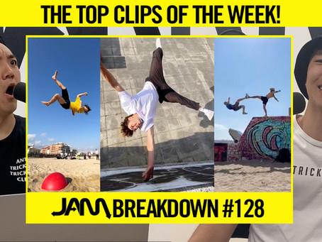 Craziest Flips of the Week! | JAM Breakdown #128