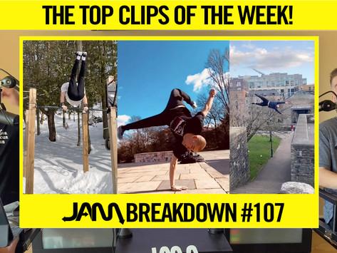 CRAZIEST FLIPS OF THE WEEK | JAM BREAKDOWN #107