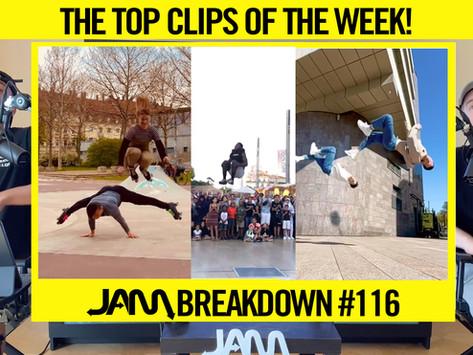 CRAZIEST FLIPS OF THE WEEK | JAM BREAKDOWN #116