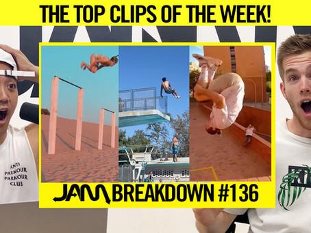 CRAZIEST FLIPS OF THE WEEK | JAM Breakdown #136