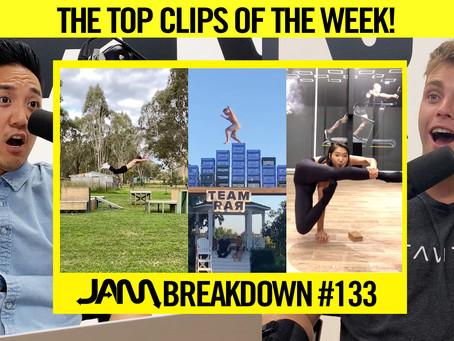 Craziest Flips Of the Week | JAM BREAKDOWN #133
