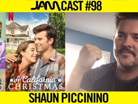 STUNTMAN TO DIRECTOR | JAMCast #98 - SHAUN PICCININO