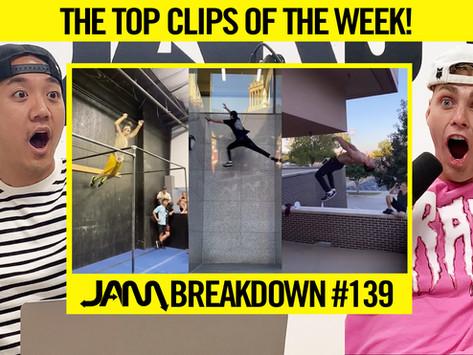 Craziest Flips Of the Week | JAM BREAKDOWN #139