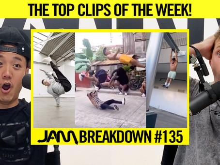 Craziest Flips Of the Week | JAM BREAKDOWN #135