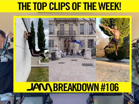 CRAZIEST FLIPS OF THE WEEK | JAM BREAKDOWN #106