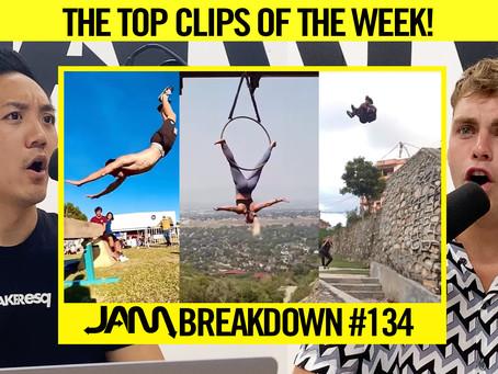 Craziest Flips Of the Week | JAM BREAKDOWN #134