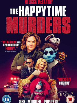 THE HAPPYTIME MUDERS (2018) STX Entertainment  PREVIS FIGHT COORDINATOR  TO WATCH TRAILER: