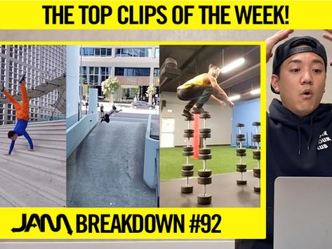 CRAZIEST FLIPS OF THE WEEK | JAM BREAKDOWN #92