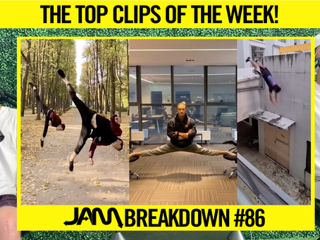 CRAZIEST FLIPS OF THE WEEK | JAM BREAKDOWN #86