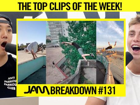Craziest Flips Of the Week   JAM BREAKDOWN #131