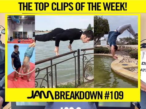 CRAZIEST FLIPS OF THE WEEK | JAM BREAKDOWN #109