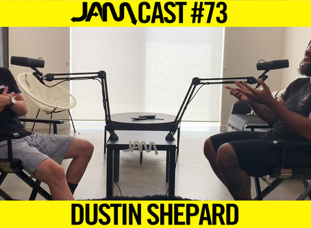 TRICKING SAMPLERS TO PRO VIDEOGRAPHER | JAMCast #73 - DUSTIN SHEPARD