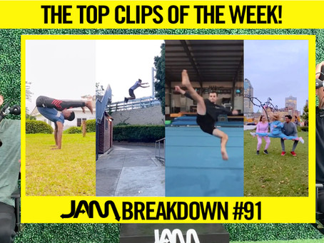 CRAZIEST FLIPS OF THE WEEK | JAM BREAKDOWN #91