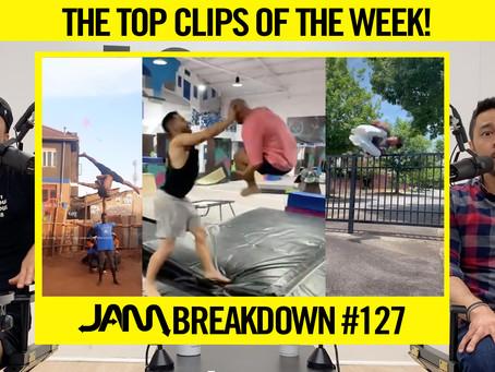 CRAZIEST FLIPS OF THE WEEK | JAM BREAKDOWN #127