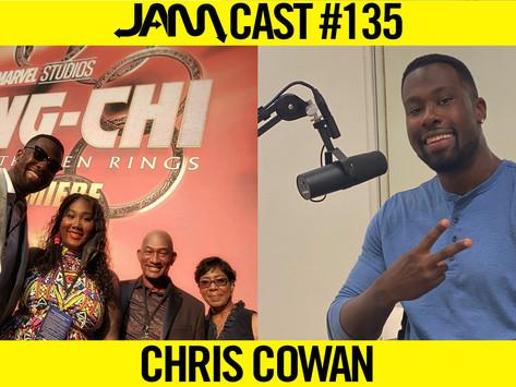 SHANG-CHI ACTION DESIGNER | JAMCast #135 - Chris Cowan