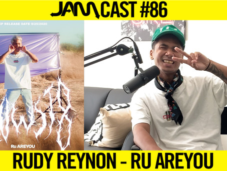 TRICKING LEGEND TO RECORDING ARTIST | JAMCast #86 - RU AREYOU
