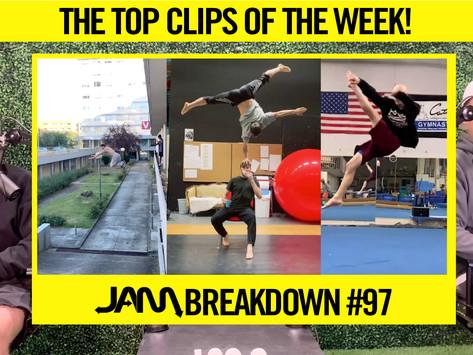CRAZIEST FLIPS OF THE WEEK | JAM BREAKDOWN #97