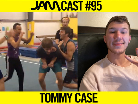 WORLD'S FIRST DUB X 5 | JAMCast #95 - TOMMY CASE