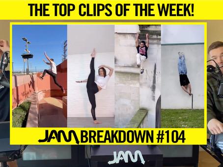 CRAZIEST FLIPS OF THE WEEK | JAM BREAKDOWN #104
