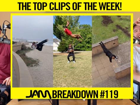 CRAZIEST FLIPS OF THE WEEK | JAM BREAKDOWN #119