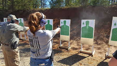 Handgun Training in Georgia