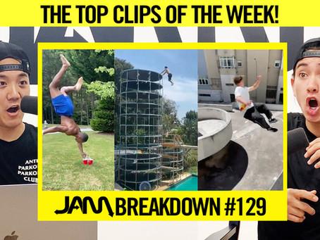 Craziest Flips of the Week! | JAM Breakdown #129