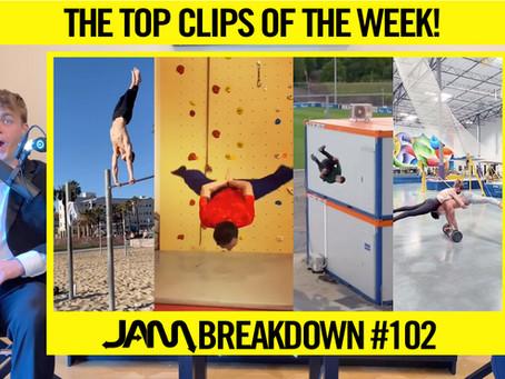 CRAZIEST FLIPS OF THE WEEK | JAM BREAKDOWN #102