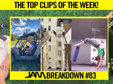 CRAZIEST FLIPS OF THE WEEK | JAM BREAKDOWN #83