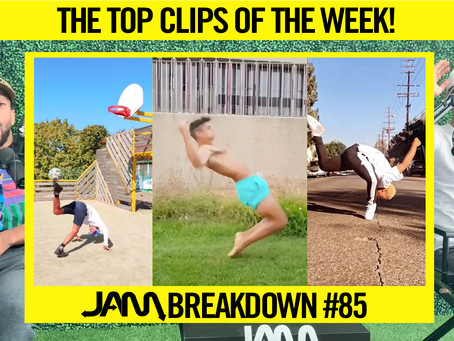 CRAZIEST FLIPS OF THE WEEK | JAM BREAKDOWN #85