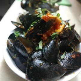 mussles marinara