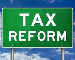 New Tax Reform Highlights