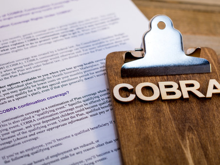 The COBRA Health Plan: Does Your Church Need to Provide Group Health Coverage During COVID-19?