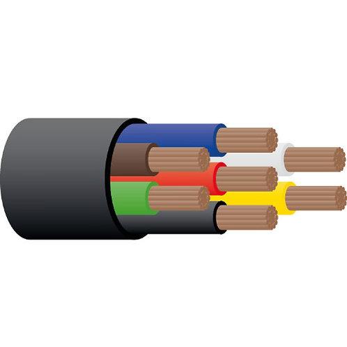 2.5mm 7 CORE TRAILER CABLE 30m