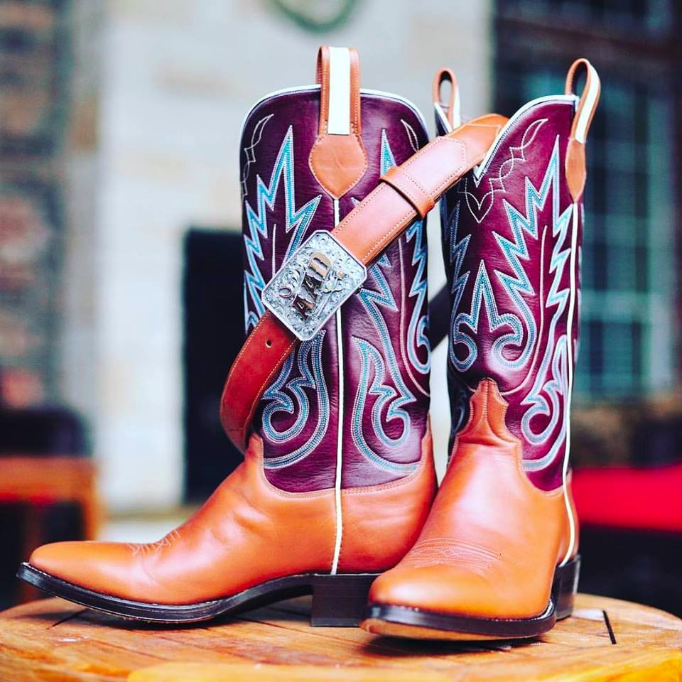 feeefe915fed7 Parker Custom Boots in Houston