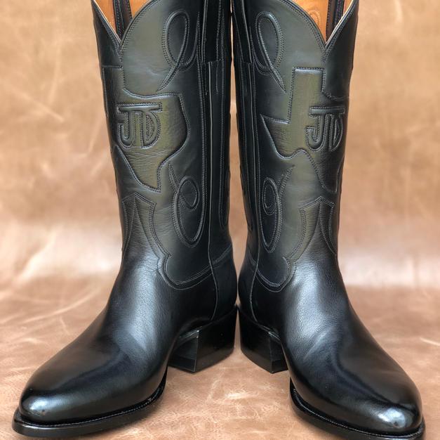 Mens Custom Kangaroo Boots