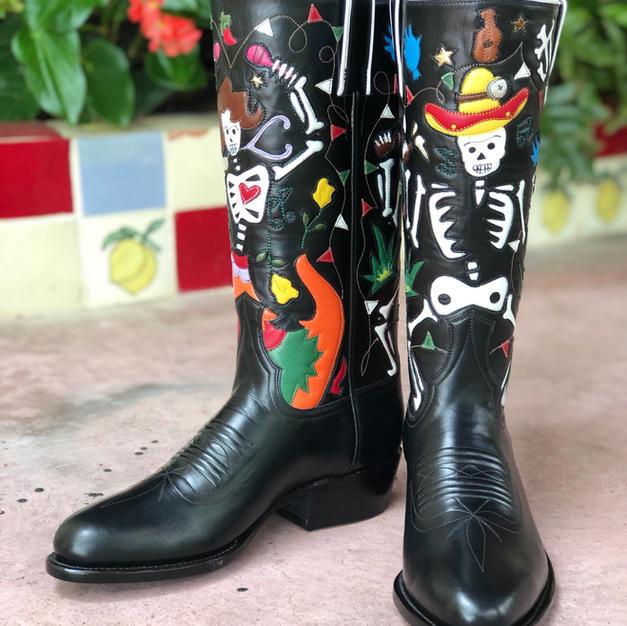 Mens Custom Boots